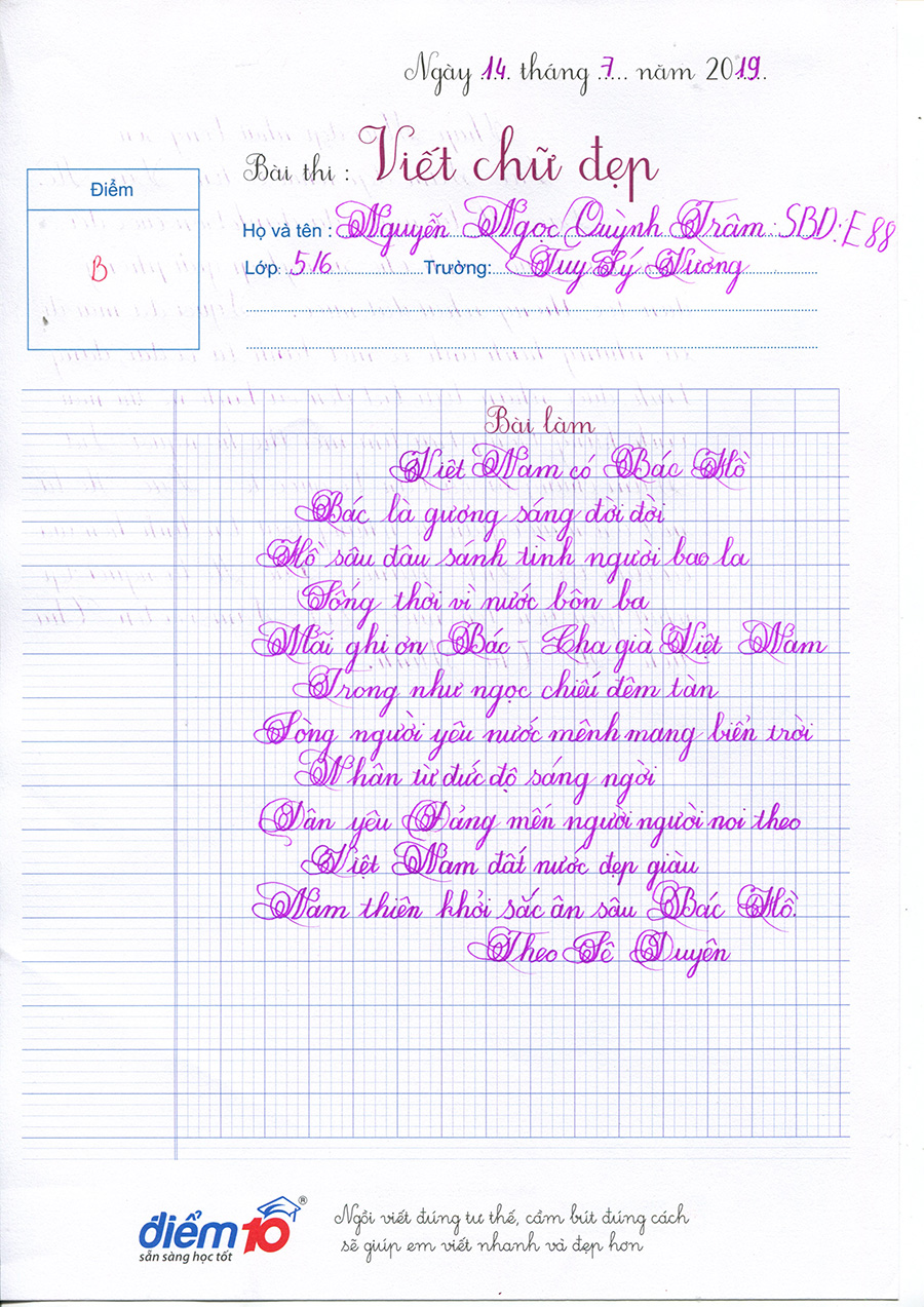 Nguyễn Ngọc Quỳnh Trâm