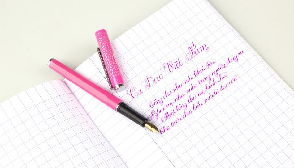 Thiên Long hướng dẫn viết chữ đẹp [Cách viết chữ đẹp]