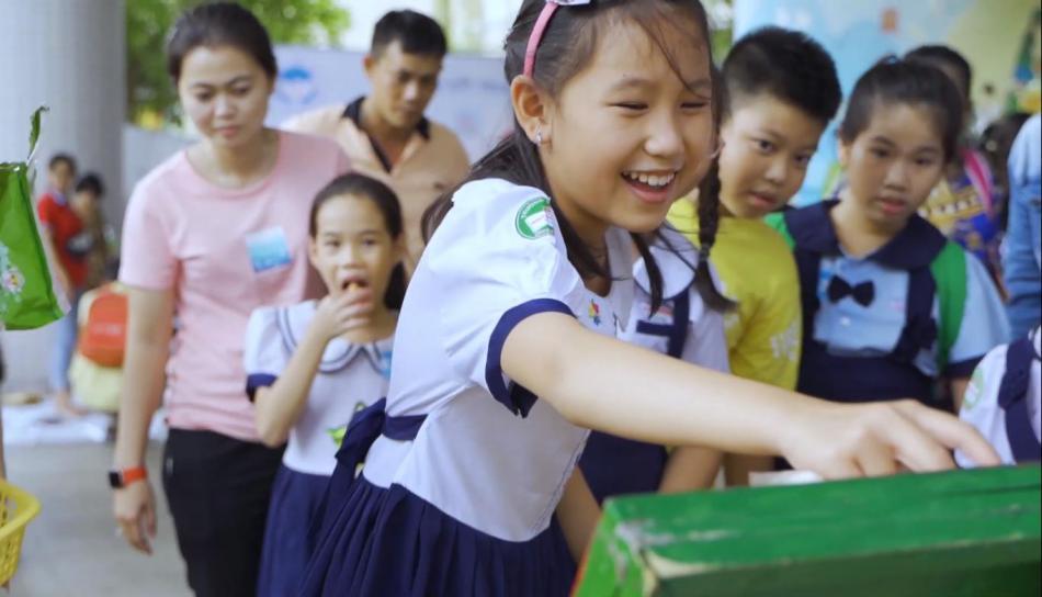 Chương trình Yêu Chữ Việt 2019 - Tại Thành Phố Hồ Chí Minh